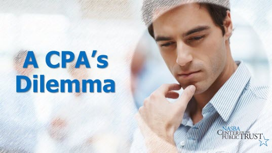 CPA Dilemma Photo